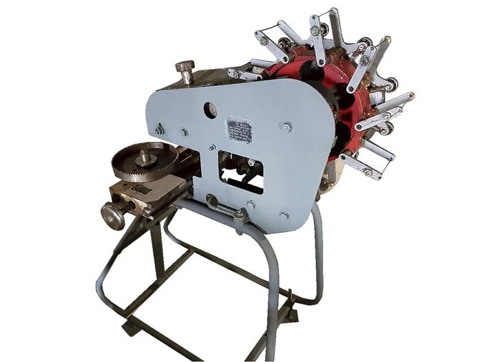 Автомат нарезки хозяйственного мыла